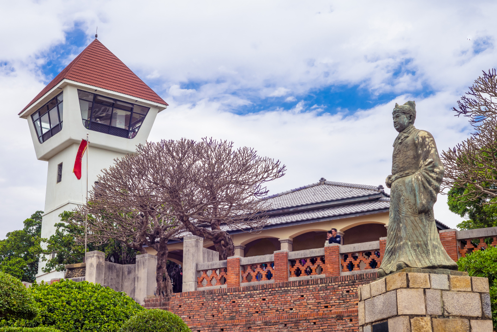 An Ping Old Fort in Tainan