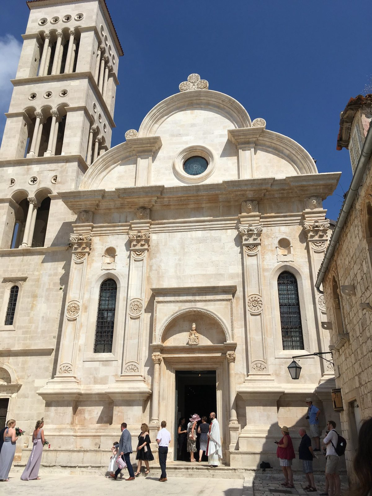 St. Stephen's Cathedral, Hvar, Croatia