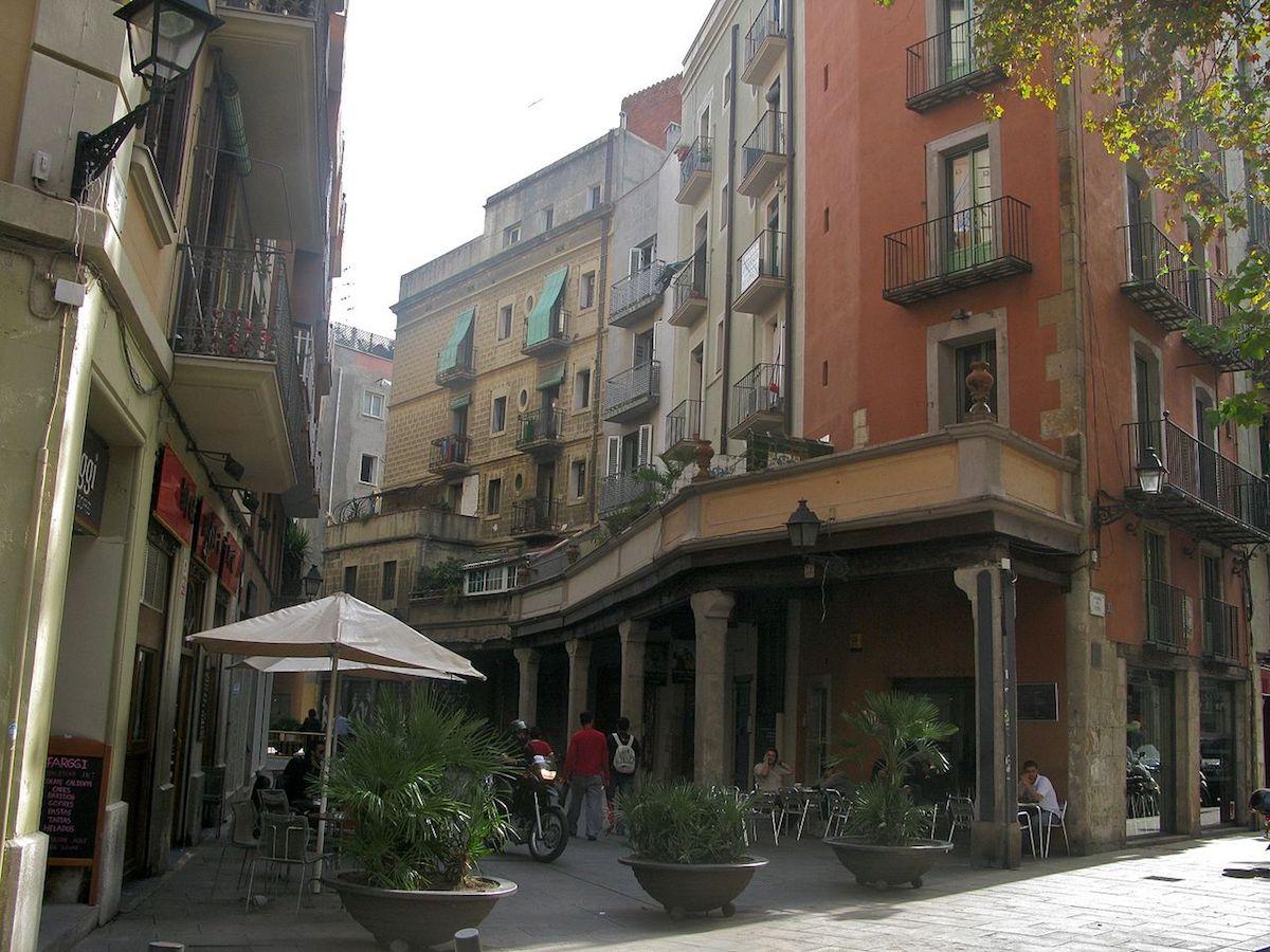 La Ribera, Barcelona