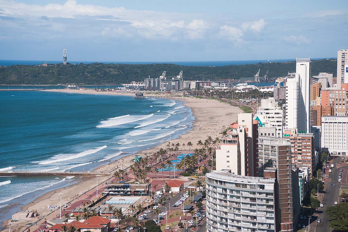 Durban In South_Africa