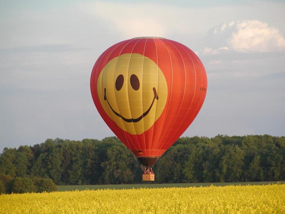 Happy Ballooning, Rothenburg