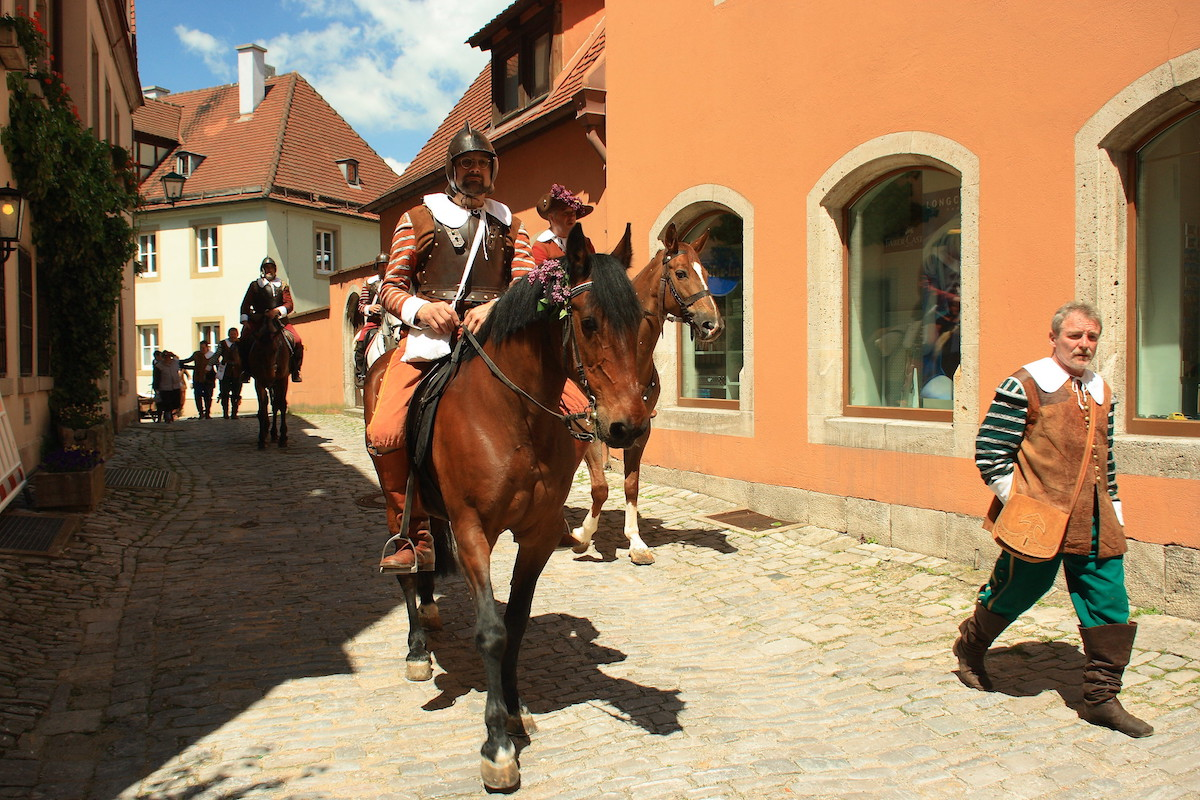 Der Meistertrunk, Rothenburg