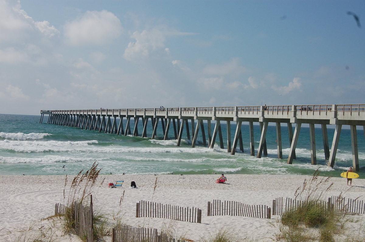 Navarre Beach Pier, Florida