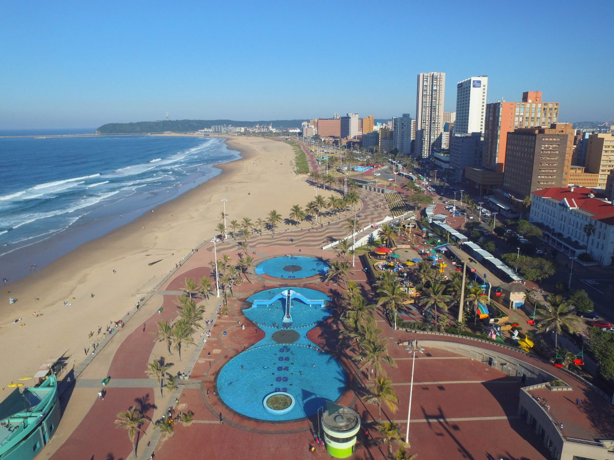 Golden Mile Durban