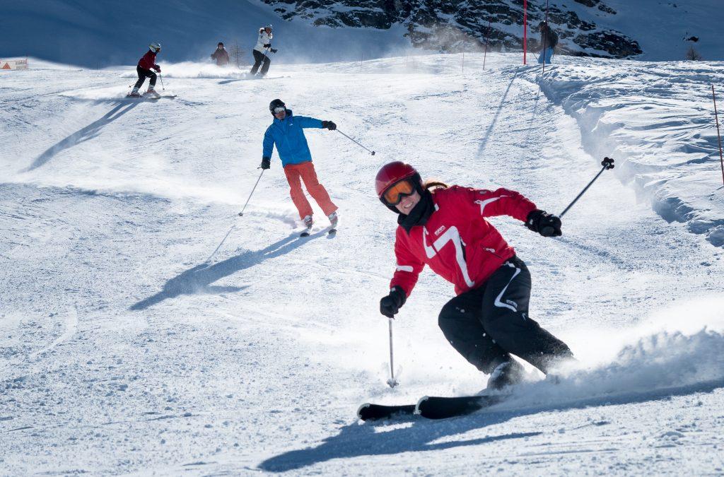 Idaho Ski Resort