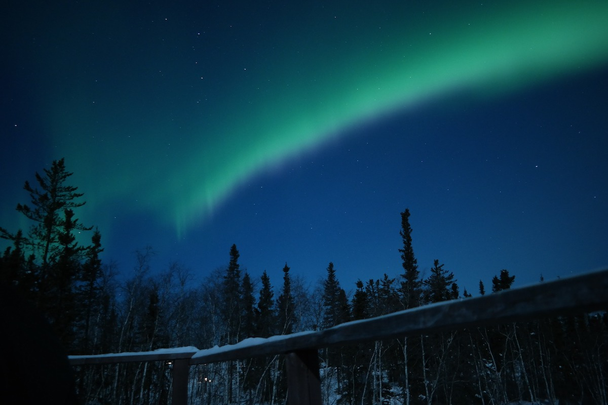 Northern Lights, Yellowknife, Northwest Territories