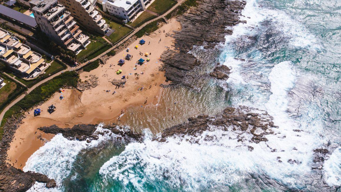 Durban South Africa Coast