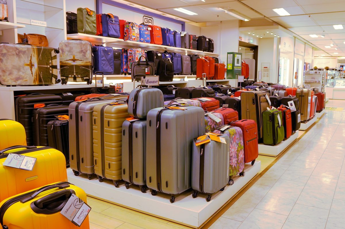 Colorful Luggage sets for sale