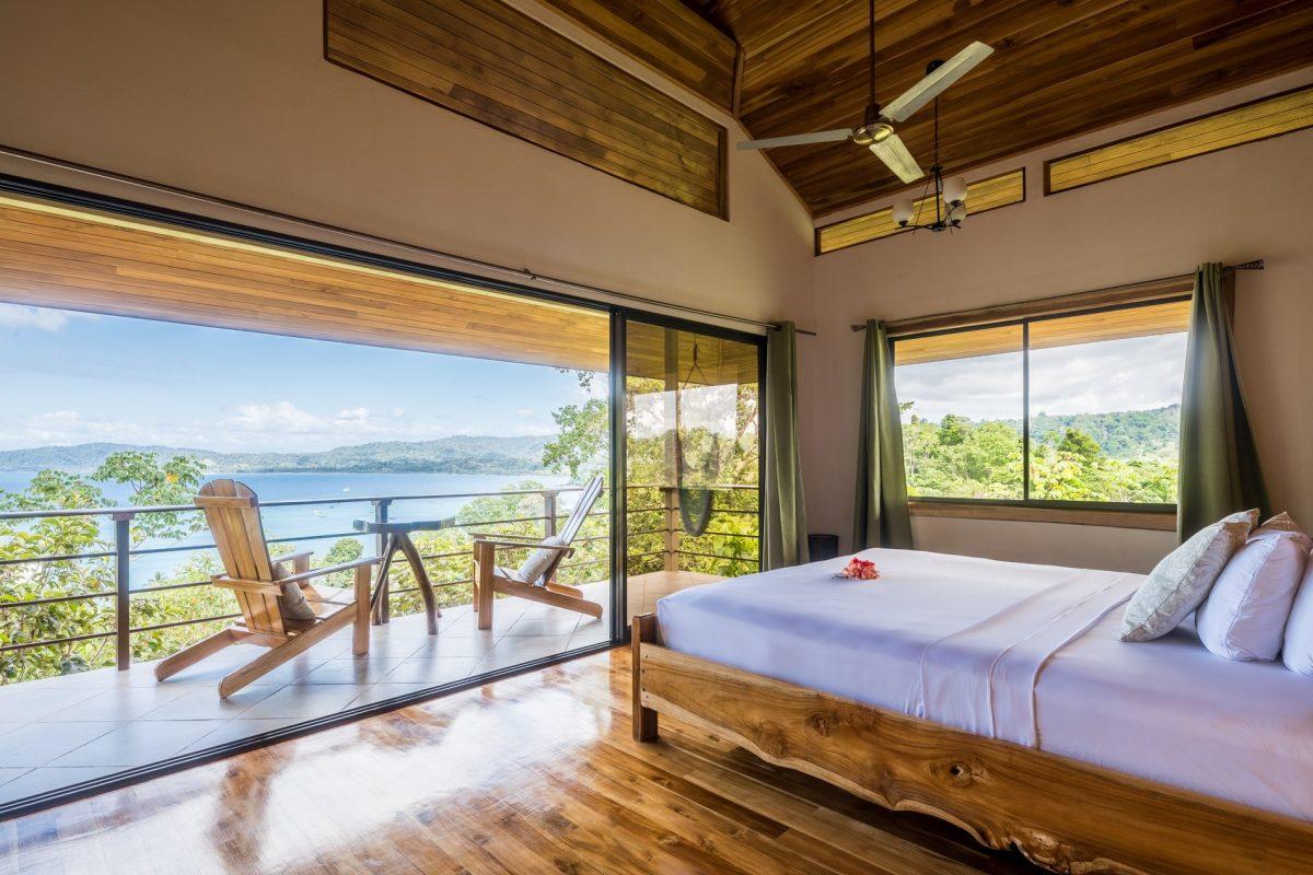 A room at Drake Bay Getaway Resort in Costa Rica