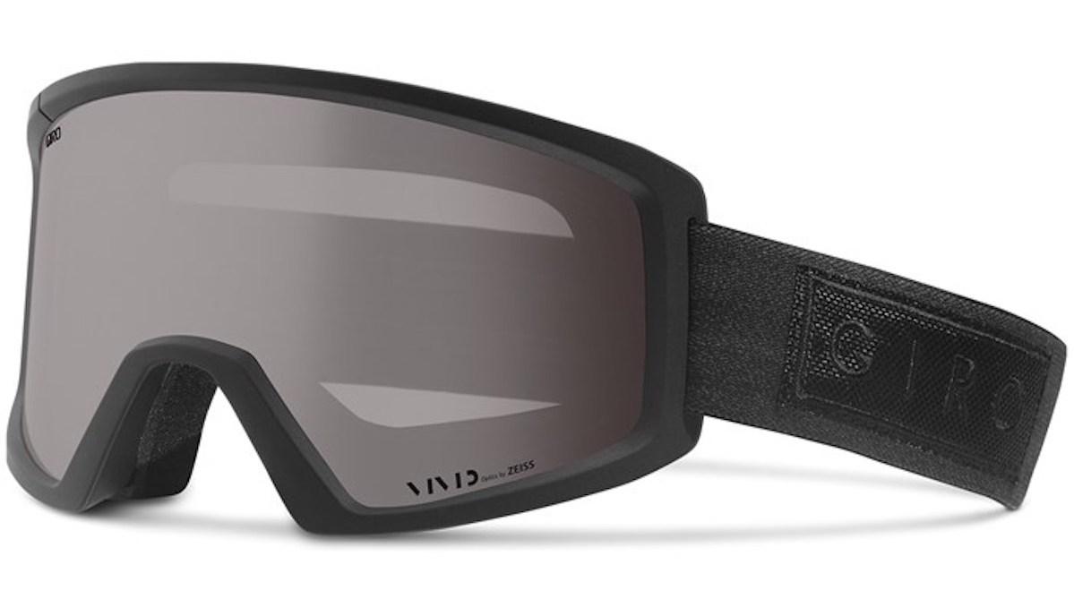 Giro Blok goggles in black/vivid onyx
