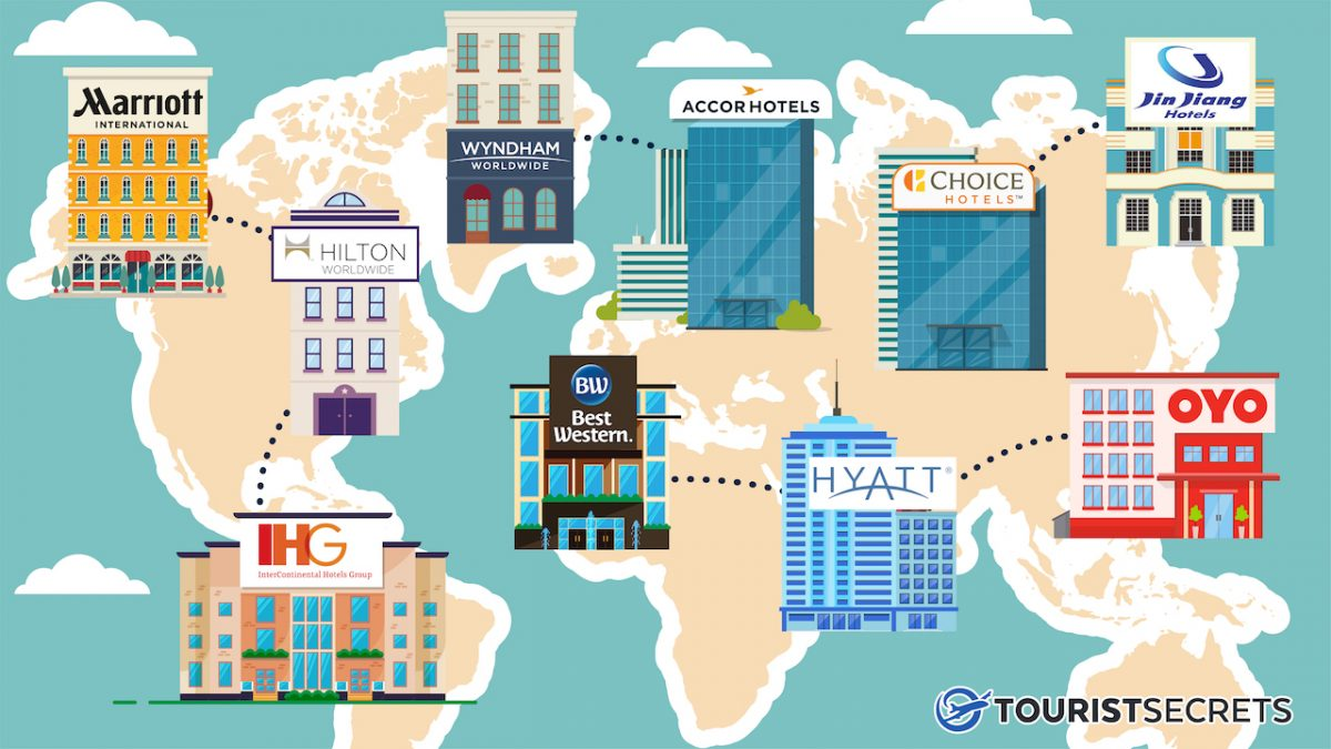 TouristSecrets   Top 10 World's Major Hotel Chains and Brands You ...