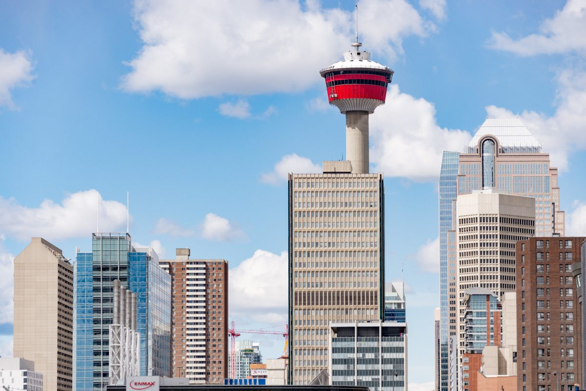 Cal Tower Gen 0 - Top Things To Do In Calgary, Canada